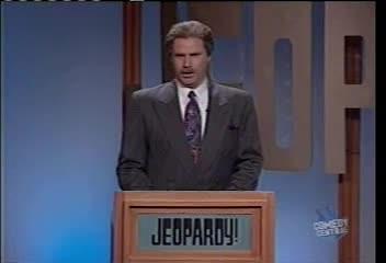 Celebrity Jeopardy! - YouTube