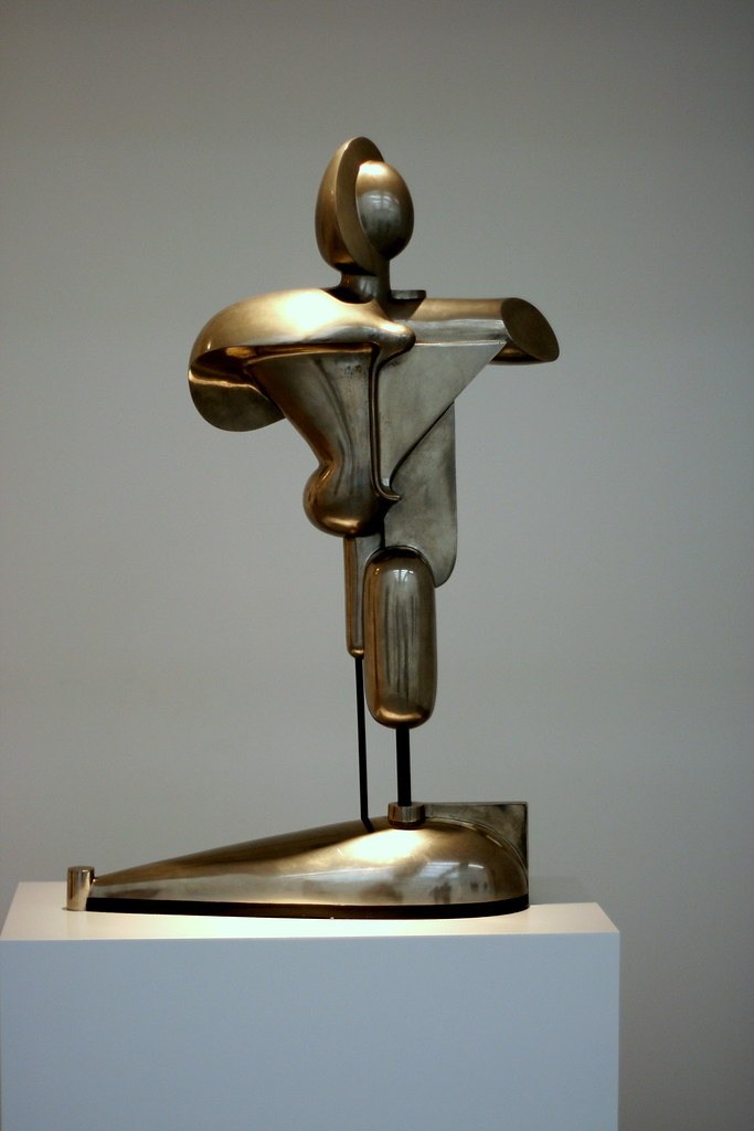 Oskar Schlemmer - Abstract Figure, 1921 | Roger | Flickr