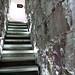 Medininkų pilies laiptai