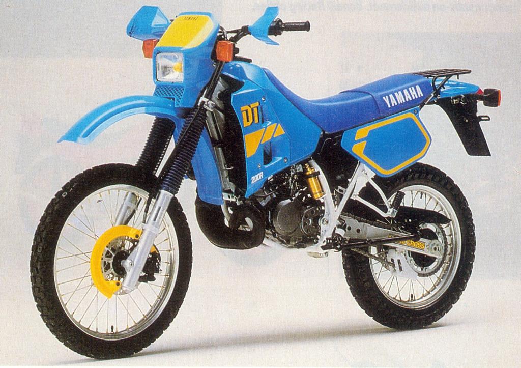1989 Yamaha Dt200