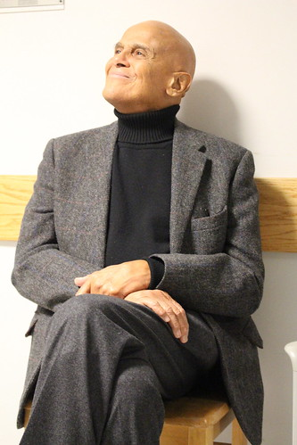 Living legend, Harry Belafonte, comes to the university for Black History Month Extravaganza