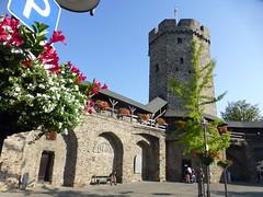 Stadtmauer in Lahnstein