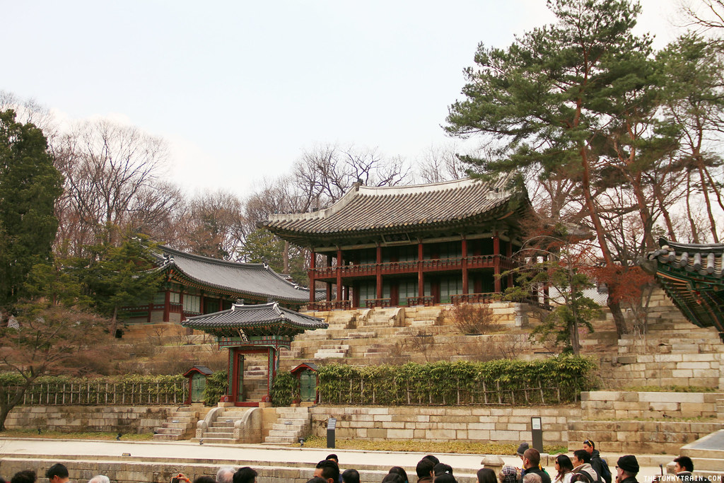 32715870053 bf40da7b68 b - Seoul-ful Spring 2016: Greeting the first blooms at Changdeokgung Palace