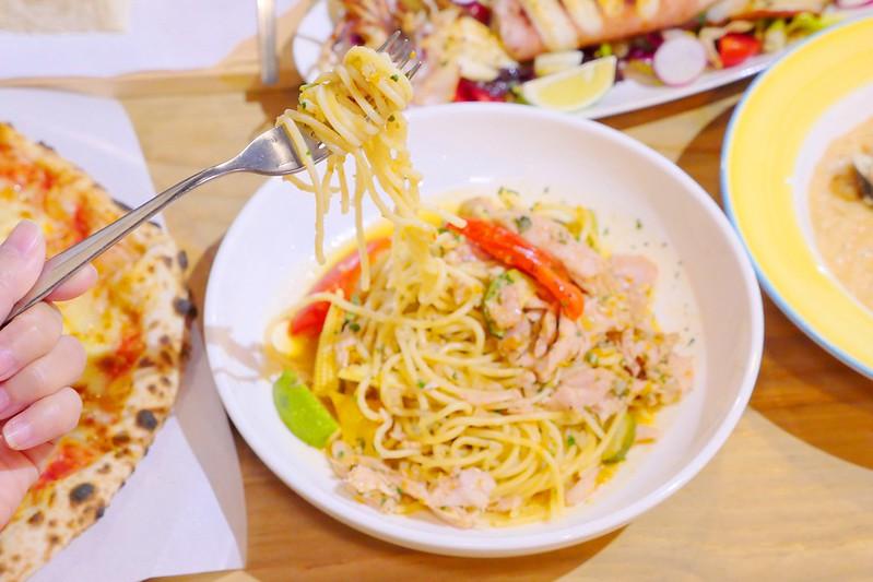 32857725152 e99af0cd65 c - 【熱血採訪】默爾義大利餐廳:漂亮歐風裝潢義式餐酒館 想吃義大利麵 燉飯 披薩 啤酒或焗烤通通有!