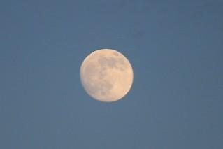 Moon image Saturday night