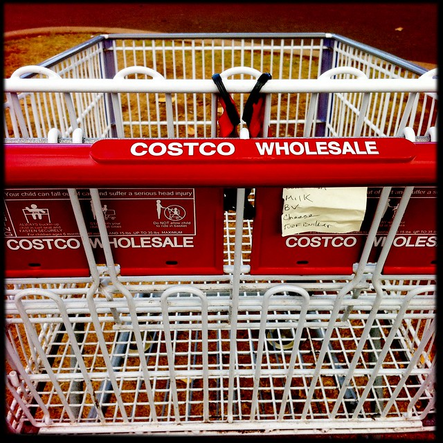 Shop Costco Online Store: 8-18-2012, 231/366, Costco Shopping Cart