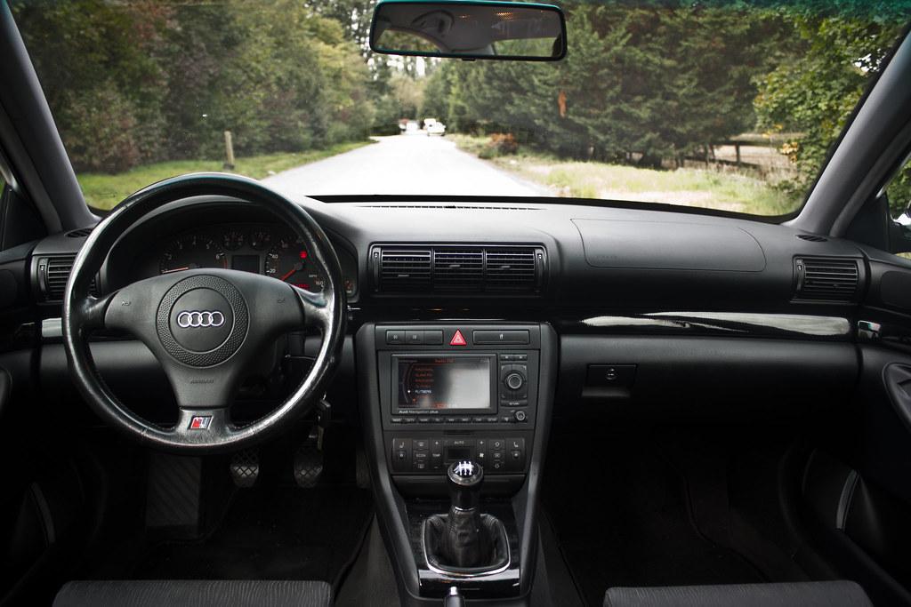 Interior Audi A4 B5 1999   JJ de Wit   Flickr