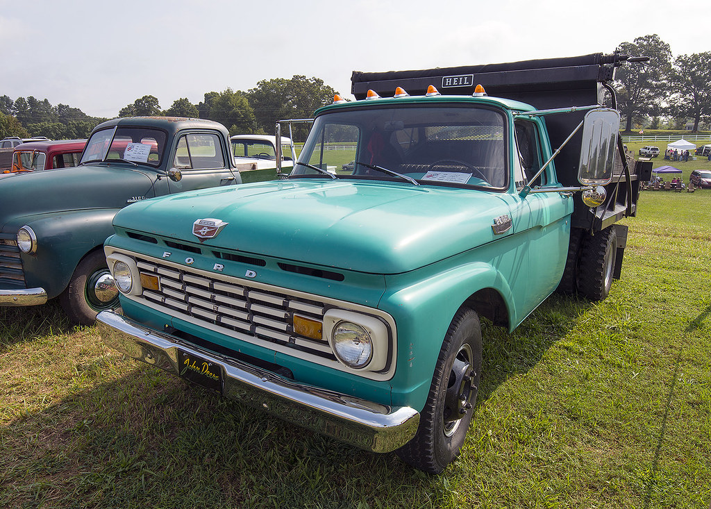 Old Dually Trucks Autos Post