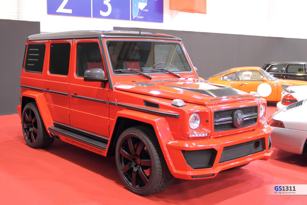 2013 Mercedes Benz G Class Gsc G63 Amg Wide Body Join My