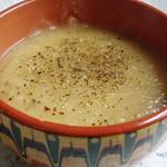 Irische Pastinaken-Apfelsuppe