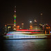 Tron Boat Arrives In Shanghai