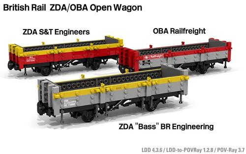 Lego City Yellow Cargo Train Instructions