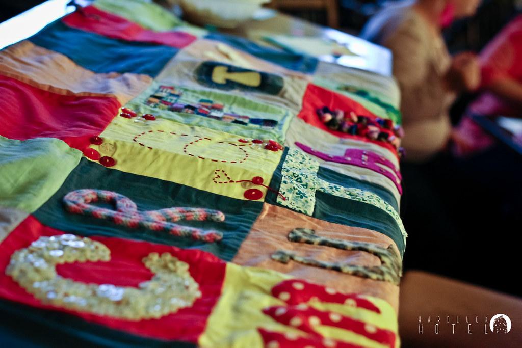 Etsy Craft Party Brooklyn