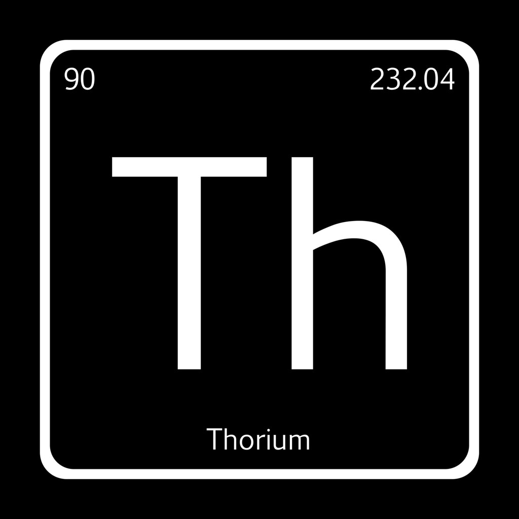 Th periodic table 00 th thorium icon gordon mcdowell for Table th means