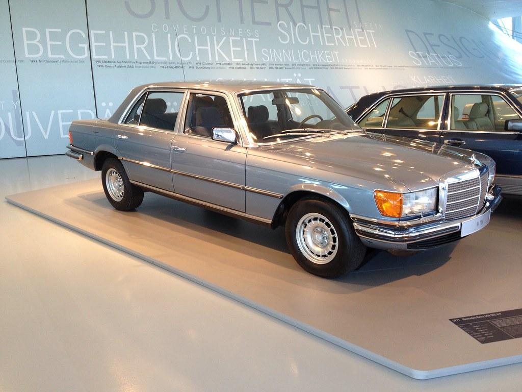 1977 mercedes benz 450 sel 6 9 w116 stuttgart germany for Mercedes benz germany careers