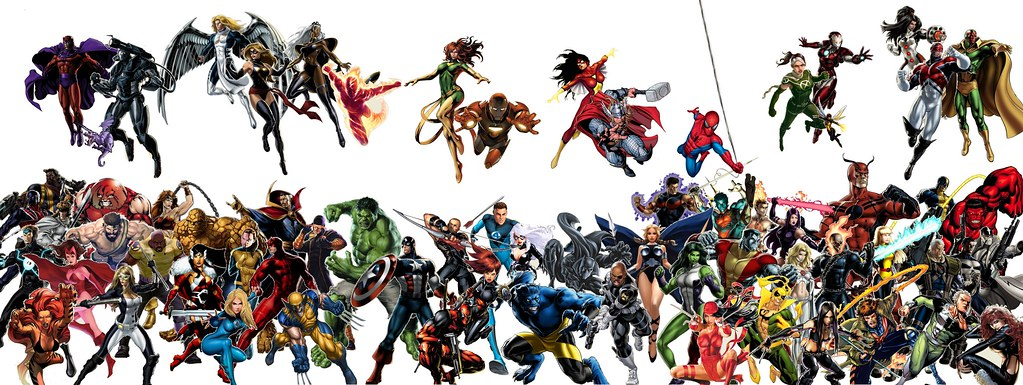 Are marvel ultimate alliance characters