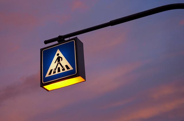semáforos con publicidad
