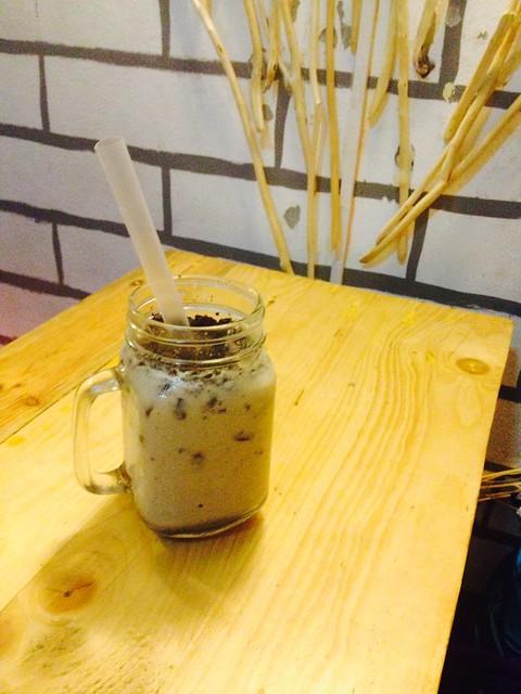 Milk tea- aresttea place