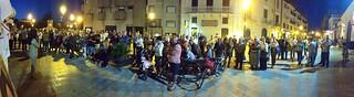 Rutigliano- Una piazza 5 Stelle con Laricchia, Guarini e Conca (3)