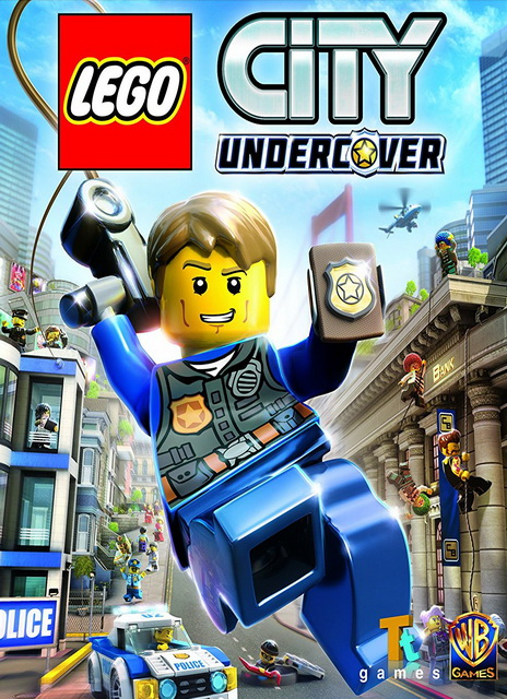 Download game LEGO City Undercover-CODEX full crack