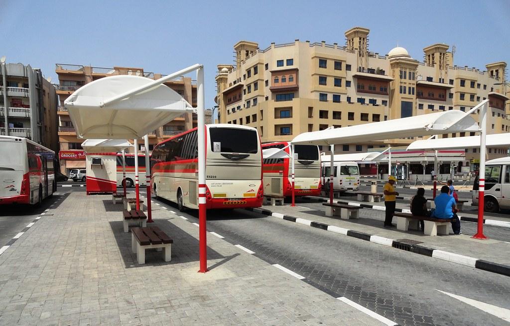 Bur Dubai Bus Station Bur Dubai Bus Station Several