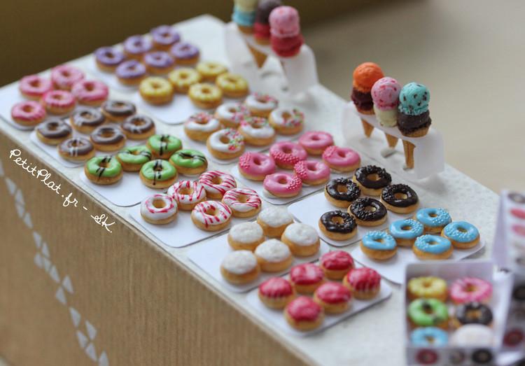 Mini Food Cake