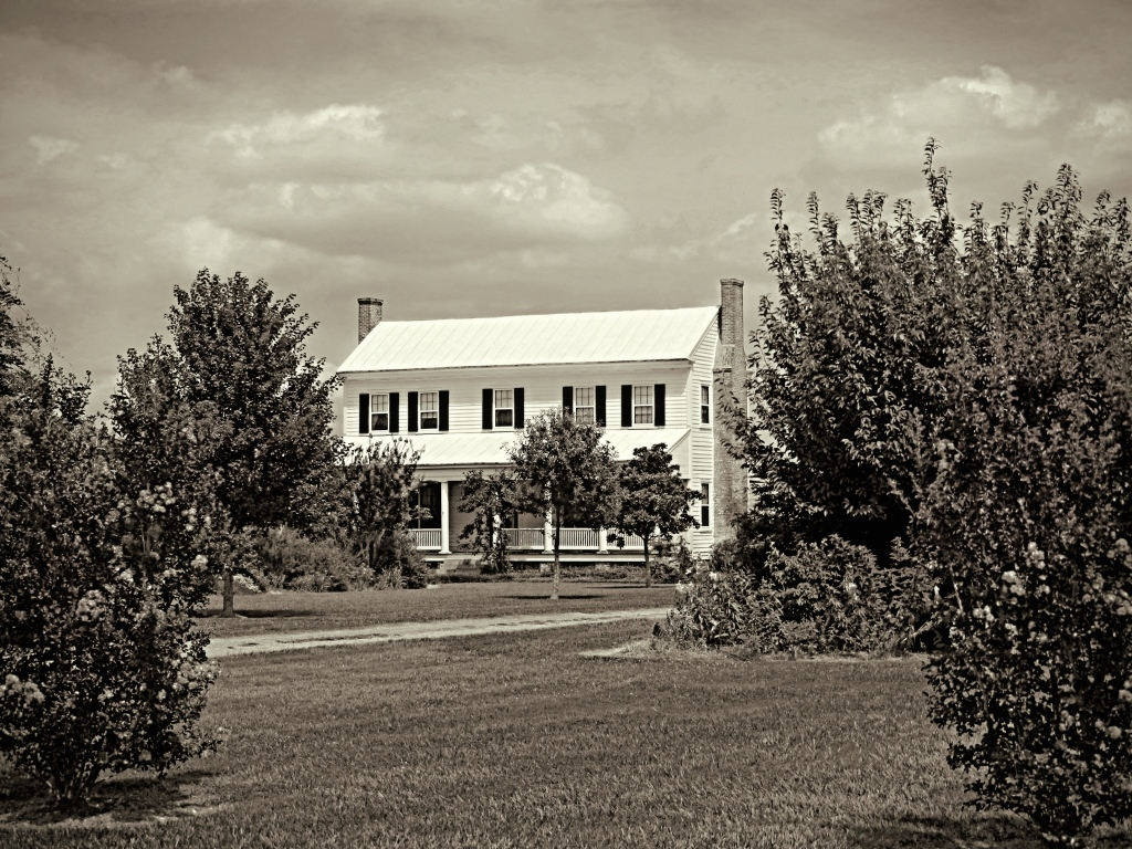 North Carolina >> Fine Federal Plantation House: South of Colerain, Bertie C…   Flickr
