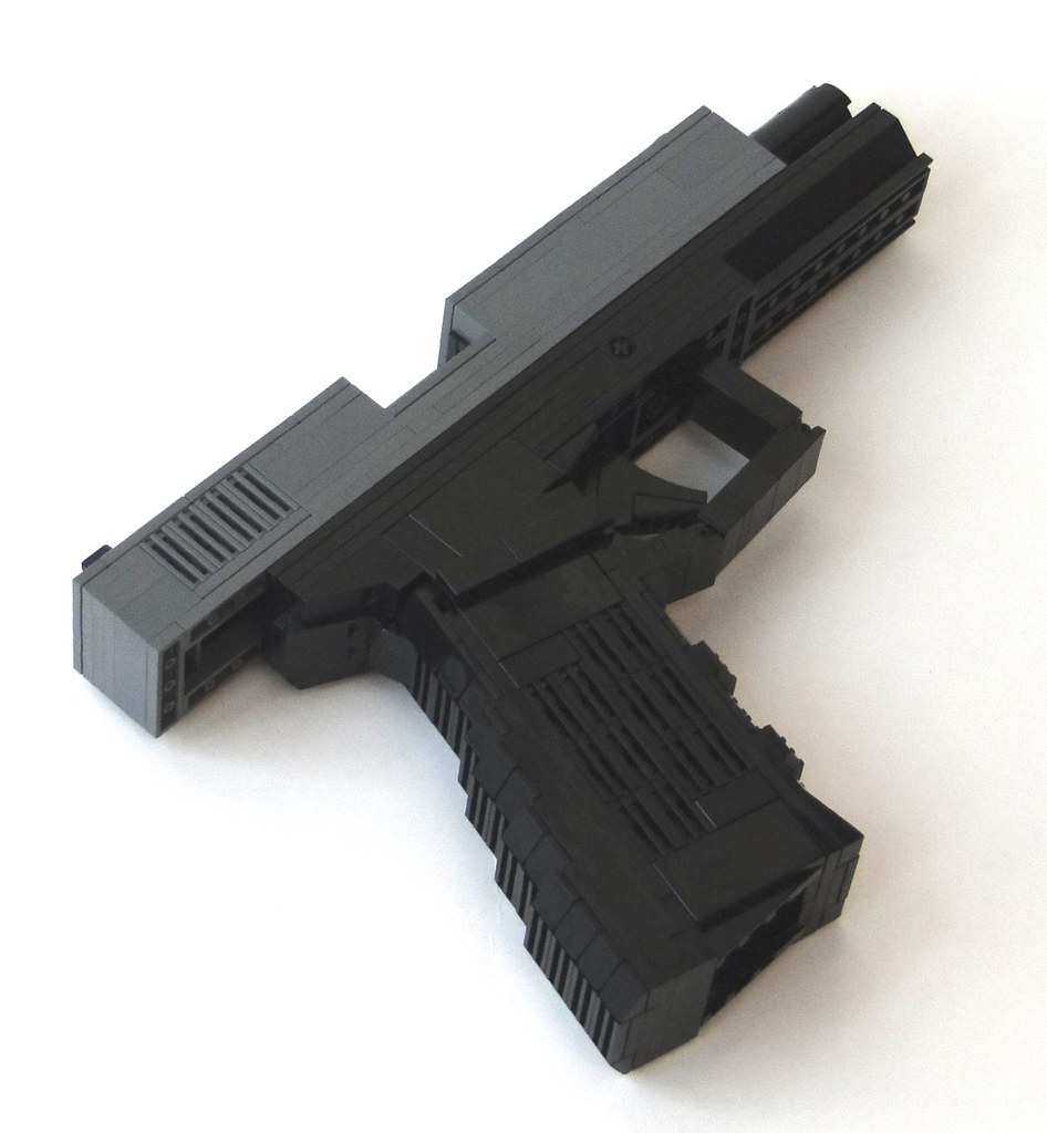 Lego Glock 19 Instructions