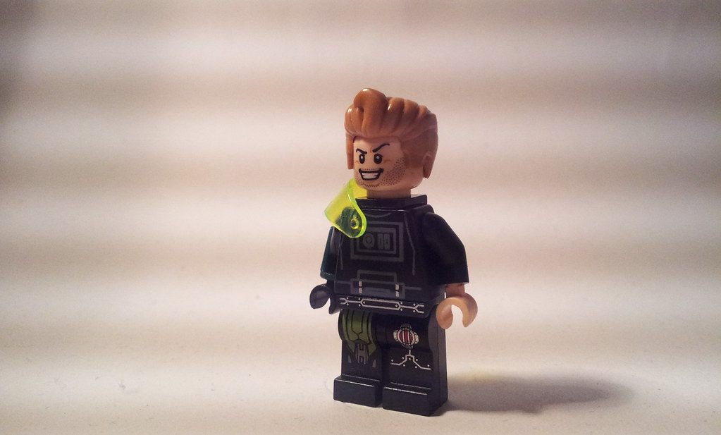 Lego Green Goblin | as he appears in The Amazing spiderman ...