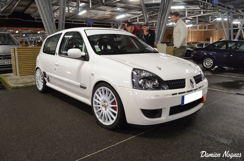 renault clio rs2 clio rs turbo damien nogues flickr