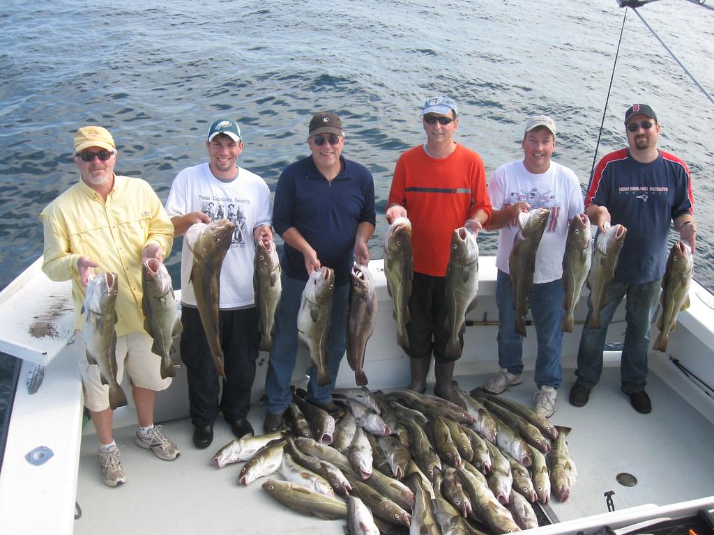 Karen lynn charters cod fishing gloucester ma 3 karen for Deep sea fishing gloucester ma