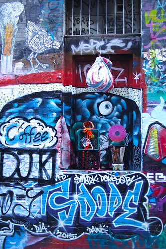 Graffiti, Melbourne