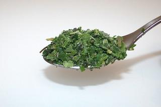 04 - Zutat Kräuter der Provence / Ingredient provencal herbs