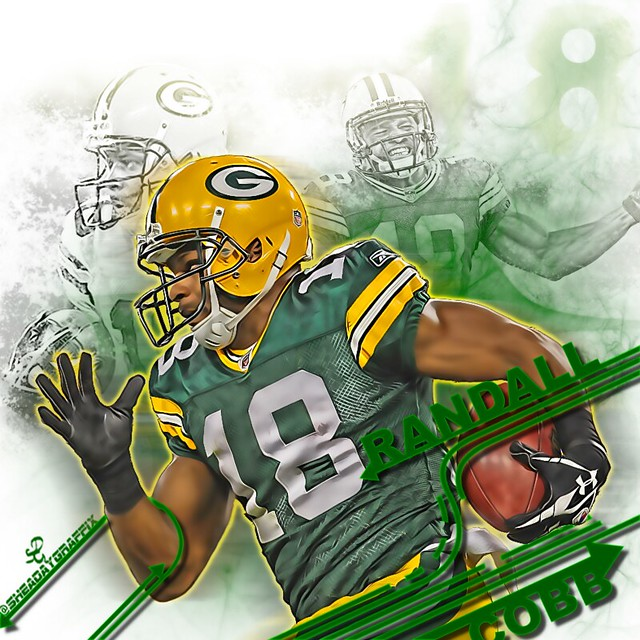Randall CobbRandall Cobb Wallpaper Packers