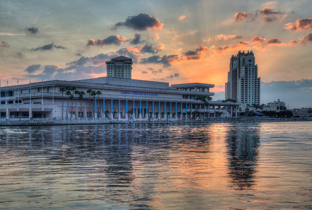 Tampa Convention Center Hotels Walking Distance