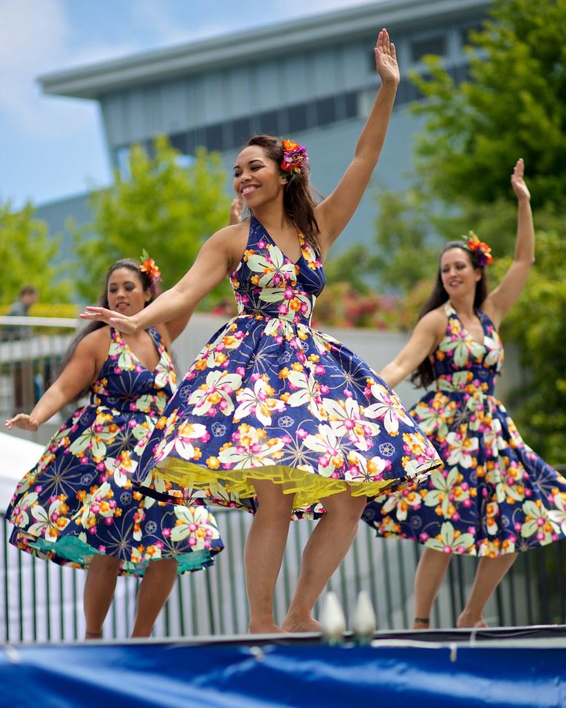 N Lei Hulu I Ka W Kiu Yerba Buena Gardens Festival Flickr