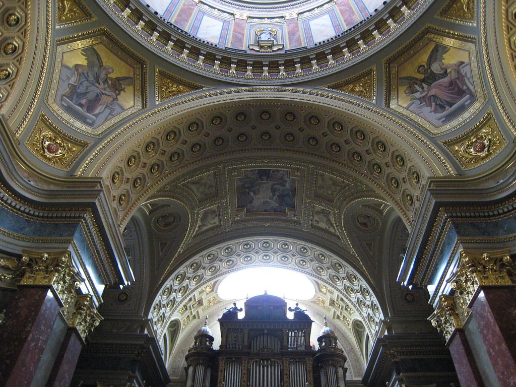 0299 hongrie budapest basilique saint etienne de pest - Chambre des metiers st etienne ...