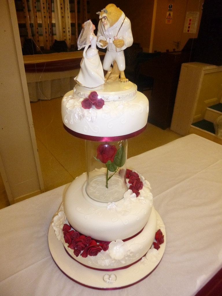 Wedding Cake For