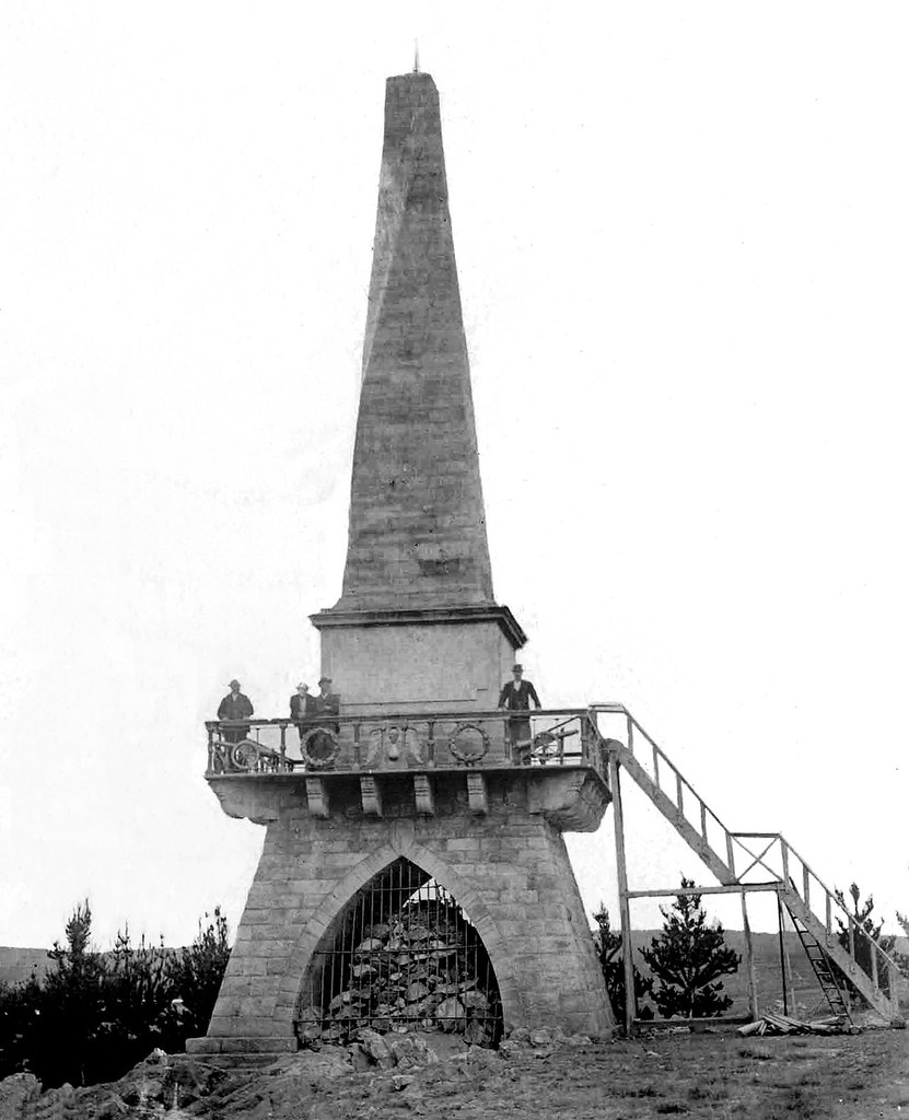 Paardekraal monument krugersdorp history of the for Facts about the monument