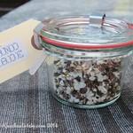 Tonka-Schokoladen-Salz