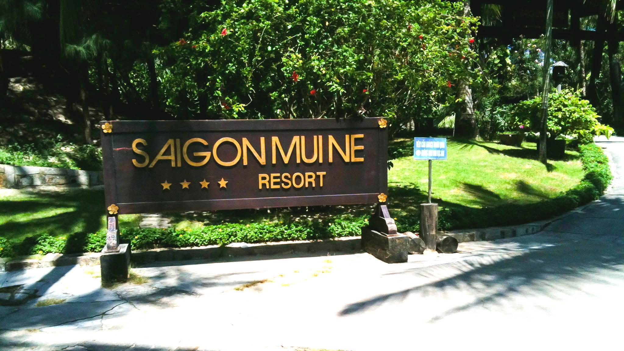 Sai Gon-Mui Ne resort