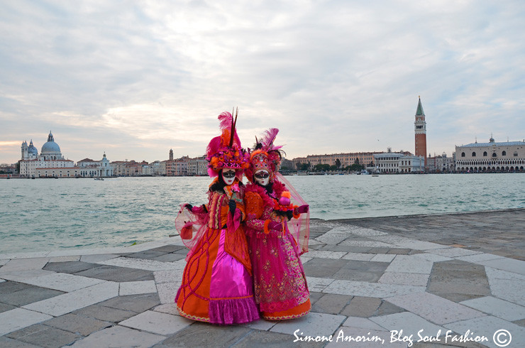 Can't wait for the next Carnival in Venice.