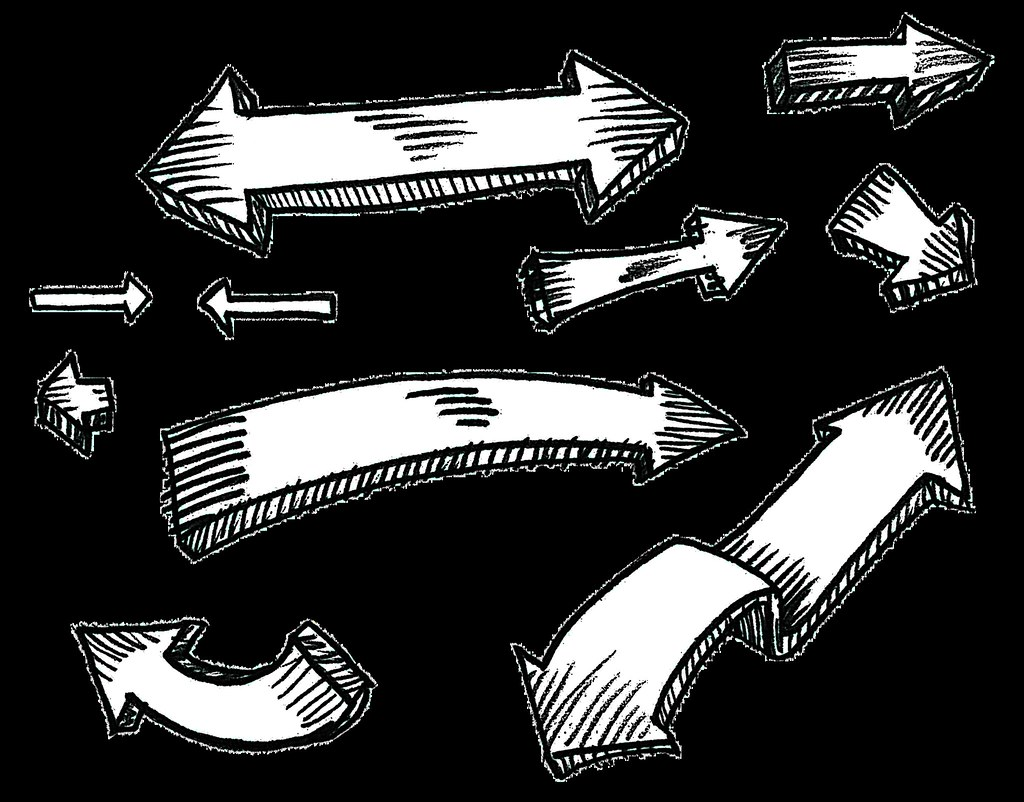 Sketches For My Arrows The Drunk | Hereu0026#39;s Some Hand Drawn Aru2026 | Flickr