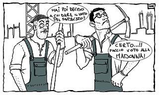 vignetta 3 la voce del paese