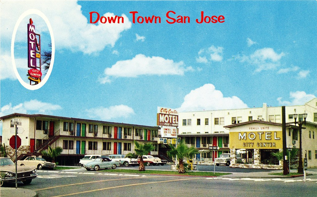 A Motel San Jose Ca