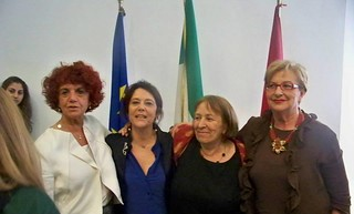 """Casamassima- La """"Rodari"""" """"Sulle vie della Parità"""" (4)"""
