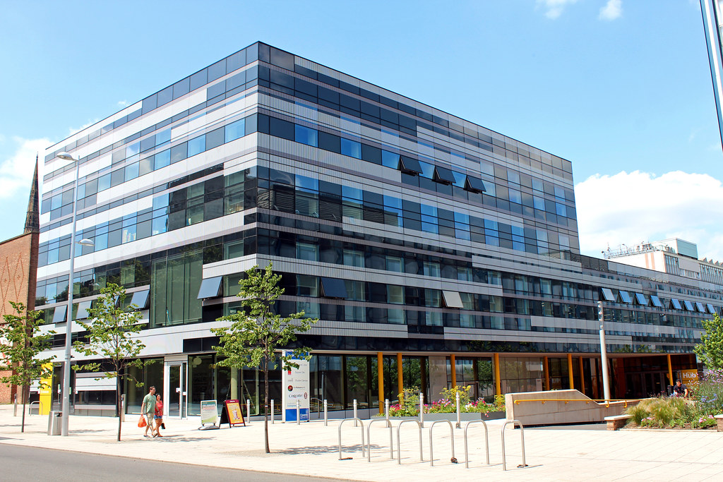 Coventry University The Hub Mike Cox Flickr