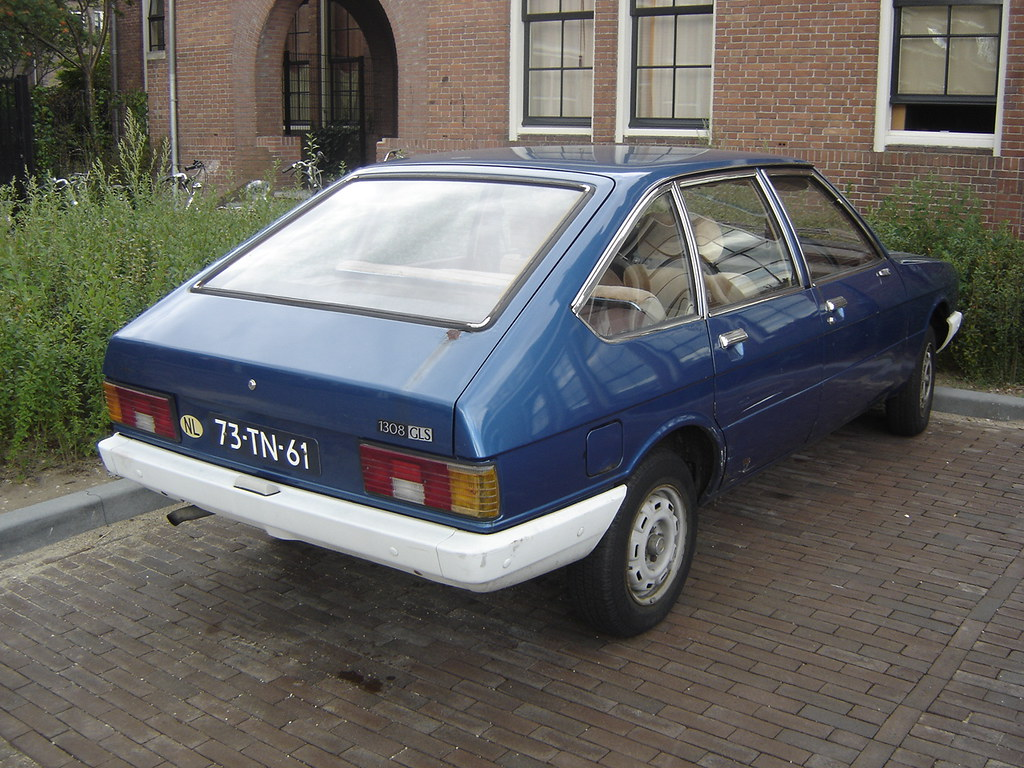 New Car >> 1978 Chrysler-Simca 1308 | The Simca 1307-1309 was introduce… | Flickr