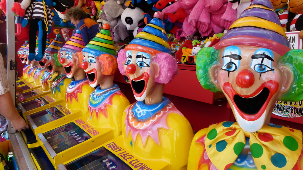 Laughing Clowns Royal Easter Show Maureen Flickr