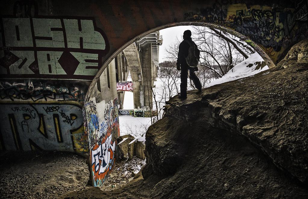 Paul Minnesota Bridge